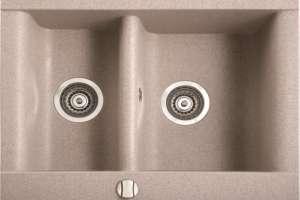 Кухонная мойка MARMORIN Voga (большая и малая чаши) 110 503